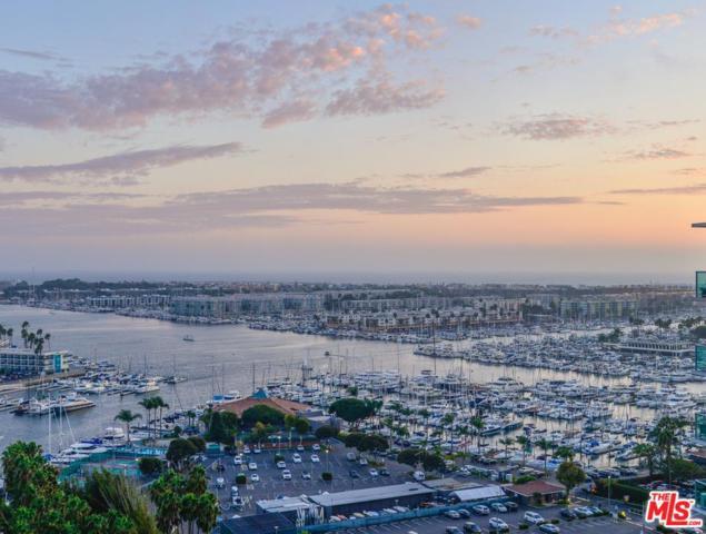 13600 Marina Pointe Drive #1901, Marina Del Rey, CA 90292 (#19458206) :: Golden Palm Properties