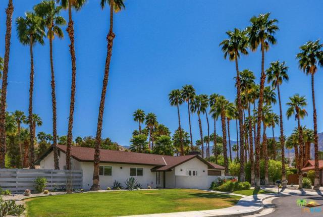 3169 E Cajon Circle, Palm Springs, CA 92264 (#19457798PS) :: The Agency