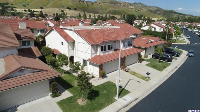 19539 Crystal Ridge Lane, PORTER RANCH, CA 91326 (#319001607) :: TruLine Realty