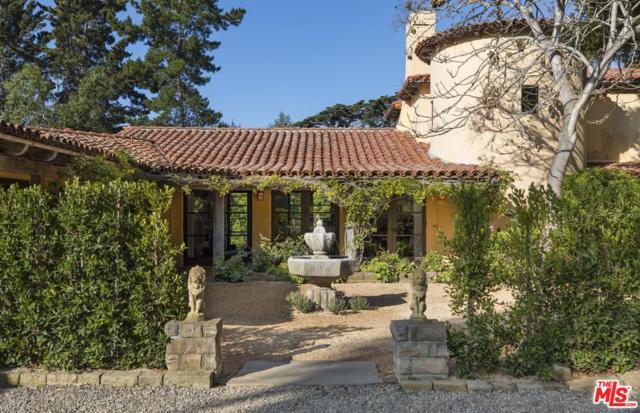 195 Sheffield Drive, Santa Barbara, CA 93108 (#19458306) :: Golden Palm Properties