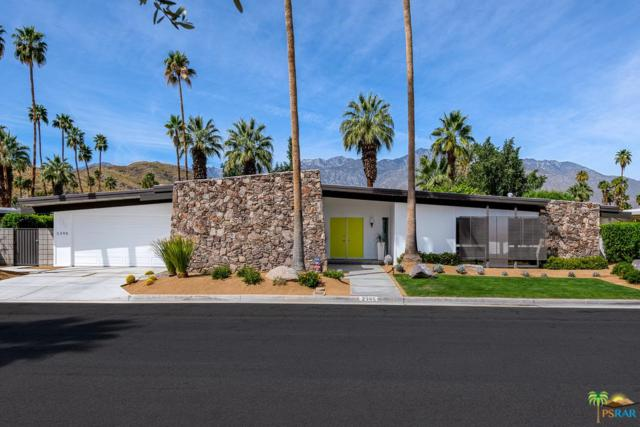 2395 S Pebble Beach Drive, Palm Springs, CA 92264 (#19452388PS) :: Paris and Connor MacIvor