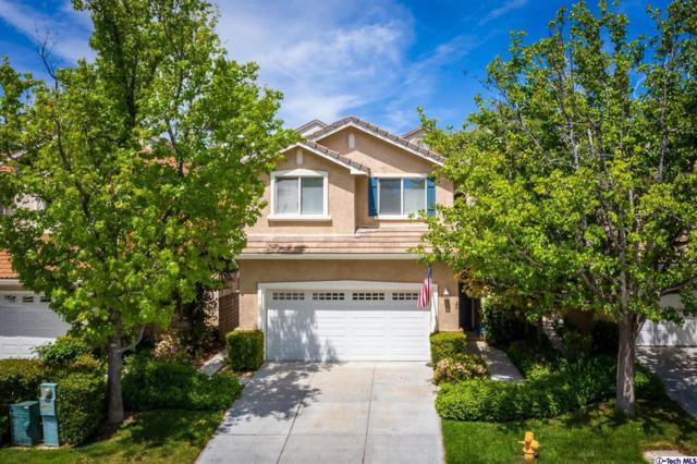 25533 Burns Place, Stevenson Ranch, CA 91381 (#319001618) :: Paris and Connor MacIvor