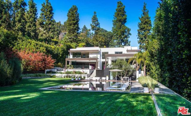 1231 Lago Vista Drive, Beverly Hills, CA 90210 (#19457692) :: Golden Palm Properties