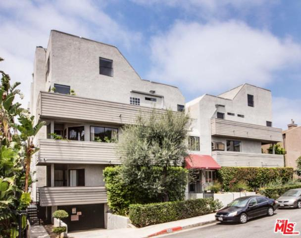 839 Larrabee Street #8, West Hollywood, CA 90069 (#19457992) :: Golden Palm Properties