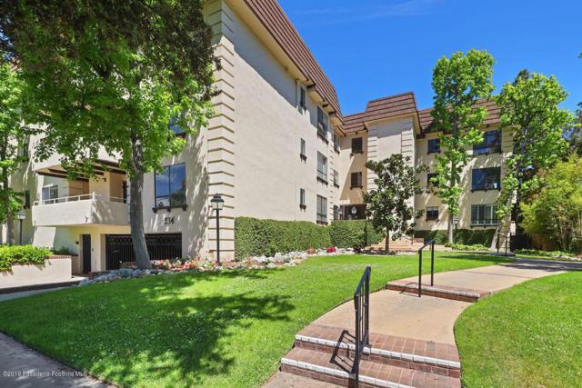 534 S Oak Knoll Avenue #305, Pasadena, CA 91101 (#819001826) :: Paris and Connor MacIvor
