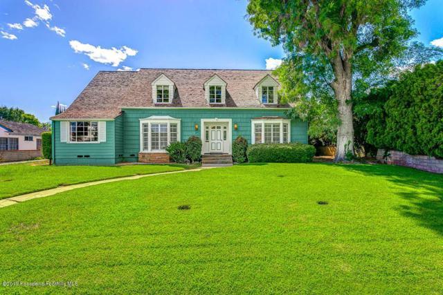811 S Santa Anita Avenue, San Marino, CA 91108 (#819001828) :: Golden Palm Properties