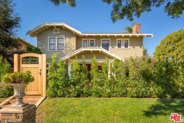 111 S Wilton Place, Los Angeles (City), CA 90004 (#19458430) :: Golden Palm Properties