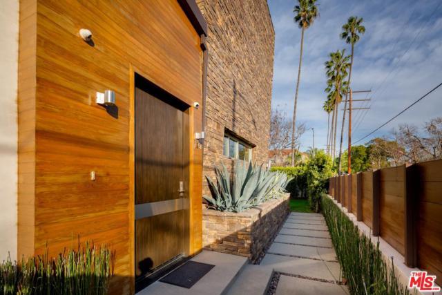 601 N Fuller Avenue, Los Angeles (City), CA 90036 (#19458424) :: Golden Palm Properties