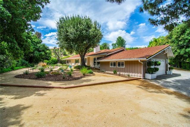 4369 Vanalden Avenue, Tarzana, CA 91356 (#SR19090346) :: Golden Palm Properties