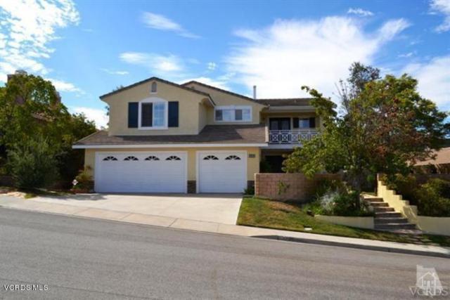 3430 Indian Ridge Circle, Thousand Oaks, CA 91362 (#219004744) :: Golden Palm Properties