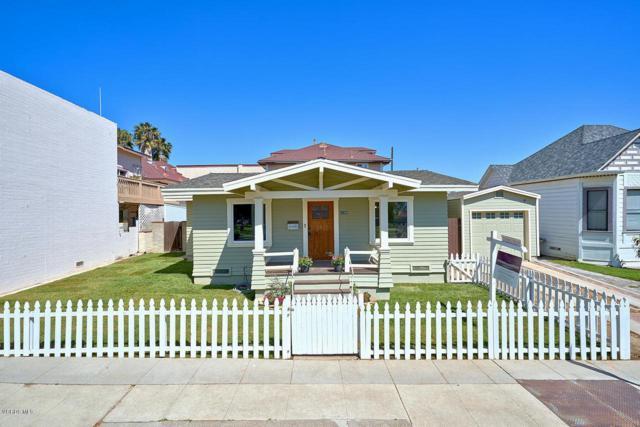 130 S Fir Street, Ventura, CA 93001 (#219004746) :: Golden Palm Properties