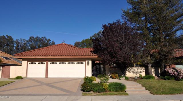 338 Cherry Hills Court, Newbury Park, CA 91320 (#219004747) :: Golden Palm Properties