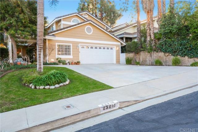 23210 W Vail Drive, West Hills, CA 91307 (#SR19093077) :: Paris and Connor MacIvor