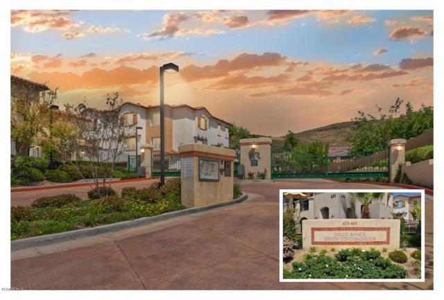 493 Country Club Drive #128, Simi Valley, CA 93065 (#219004758) :: Paris and Connor MacIvor
