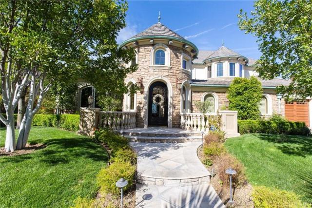 25552 Oak Meadow Drive, Valencia, CA 91381 (#SR19093096) :: Paris and Connor MacIvor