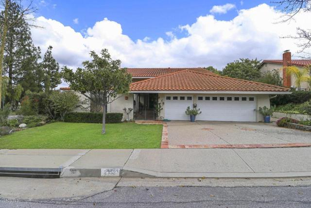 2352 Hillsbury Road, Westlake Village, CA 91361 (#219004782) :: Paris and Connor MacIvor