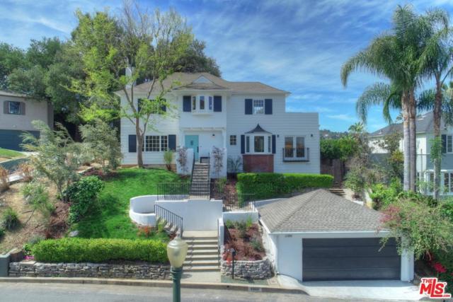 3388 Tareco Drive, Hollywood, CA 90068 (#19458550) :: The Agency