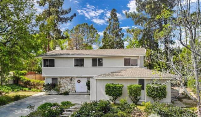 23318 Sandalwood Street, West Hills, CA 91307 (#SR19093819) :: Paris and Connor MacIvor