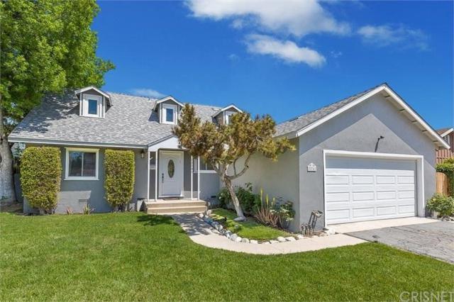 22741 Haynes Street, West Hills, CA 91307 (#SR19094063) :: Paris and Connor MacIvor