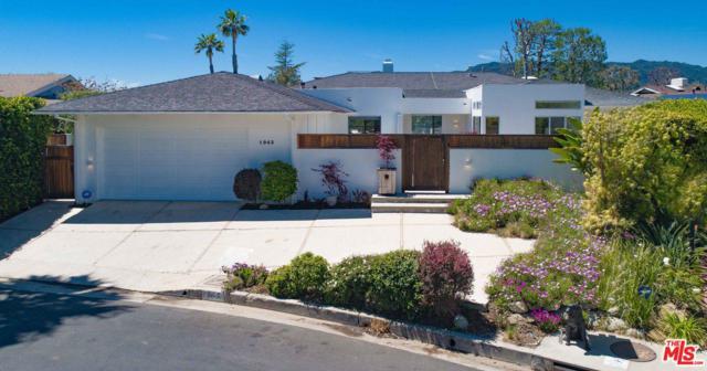 1943 Westridge Terrace, Los Angeles (City), CA 90049 (#19457962) :: TruLine Realty
