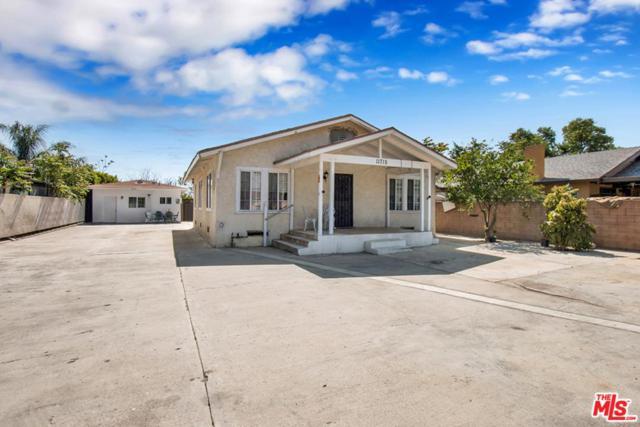 11715 Glenoaks, San Fernando, CA 91340 (#19456878) :: Paris and Connor MacIvor