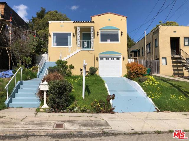 2701 Maxwell Avenue, Oakland, CA 94619 (#19459244) :: Paris and Connor MacIvor