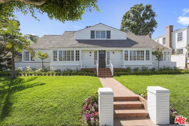 523 Chapala Drive, Pacific Palisades, CA 90272 (#19443546) :: TruLine Realty