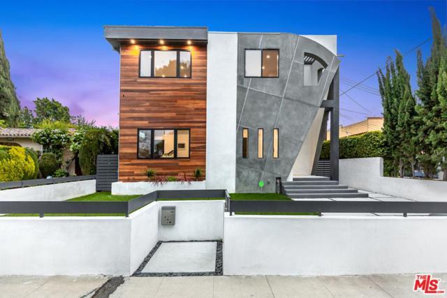 10654 Blythe Avenue, Los Angeles (City), CA 90064 (#19459218) :: The Parsons Team