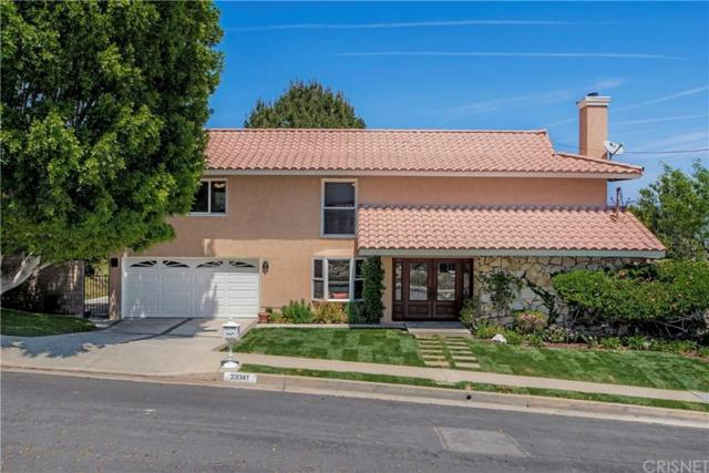 23341 Aetna Street, Woodland Hills, CA 91367 (#SR19096886) :: Paris and Connor MacIvor