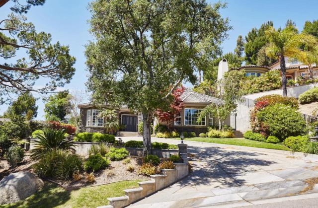 5333 Mountain Meadow Lane, La Canada Flintridge, CA 91011 (#819001946) :: Lydia Gable Realty Group
