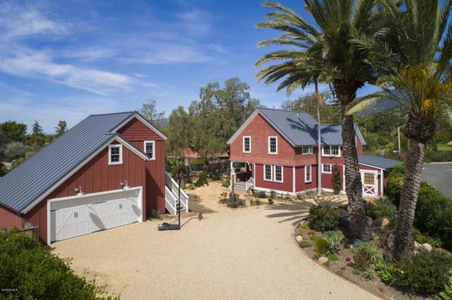 1189 N Ontare Road, Santa Barbara, CA 93105 (#219005021) :: Lydia Gable Realty Group