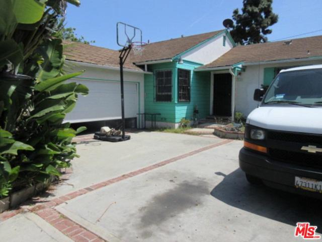 2508 W 115TH Place, Hawthorne, CA 90250 (#19460862) :: Fred Howard Real Estate Team