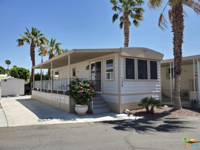 69801 Ramon Road #138, Cathedral City, CA 92234 (#19460954PS) :: Pacific Playa Realty