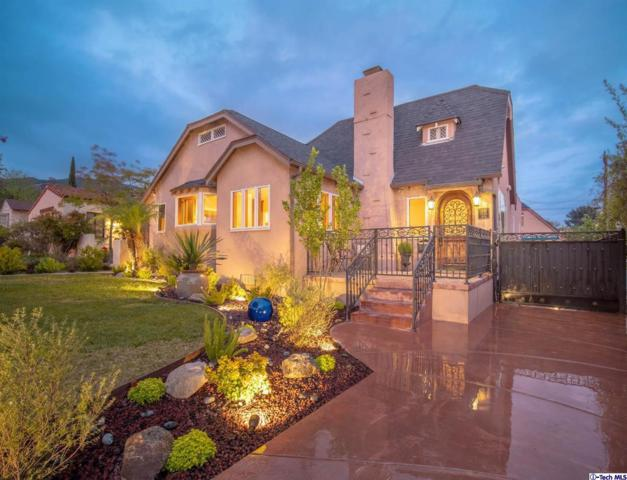 1342 Cleveland Road, Glendale, CA 91202 (#319001741) :: Fred Howard Real Estate Team