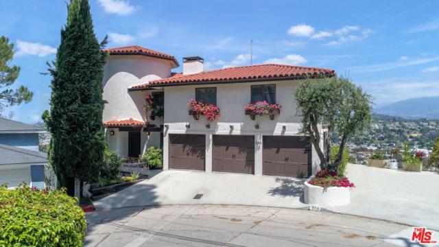 238 Saint Albans Avenue, South Pasadena, CA 91030 (#19461194) :: TruLine Realty