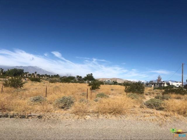 0 Berry Rd, Desert Hot Springs, CA 92241 (#19461990PS) :: The Pratt Group