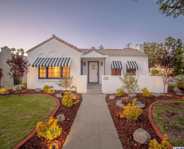 701 Arden Avenue, Glendale, CA 91202 (#319001710) :: Fred Howard Real Estate Team