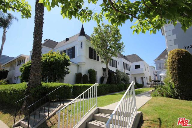 9933 Young Drive 1/2, Beverly Hills, CA 90212 (#19461812) :: The Agency