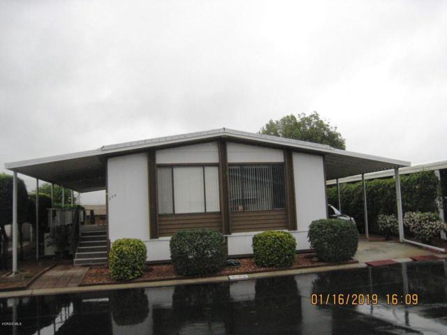 250 E Telegraph Road #306, Fillmore, CA 93015 (#219005277) :: Paris and Connor MacIvor