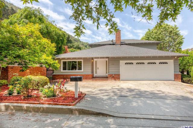 915 Larkstone Way, Glendale, CA 91206 (#319001802) :: Lydia Gable Realty Group