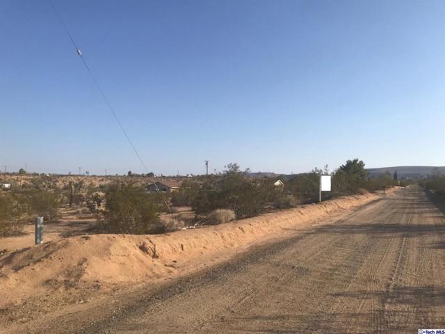 0 0, Yucca Valley, CA 92284 (#319001806) :: The Pratt Group