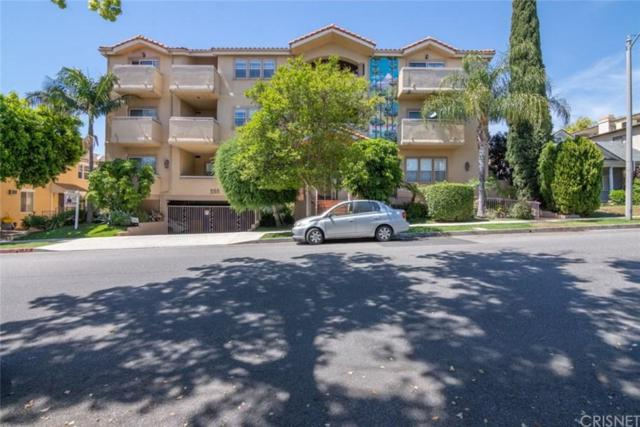 555 E Santa Anita Avenue #301, Burbank, CA 91501 (#SR19105755) :: Paris and Connor MacIvor