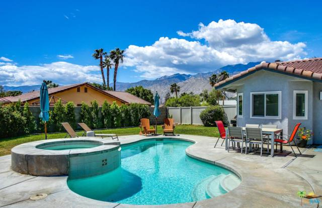 2042 N Los Alamos Road, Palm Springs, CA 92262 (#19463892PS) :: Paris and Connor MacIvor