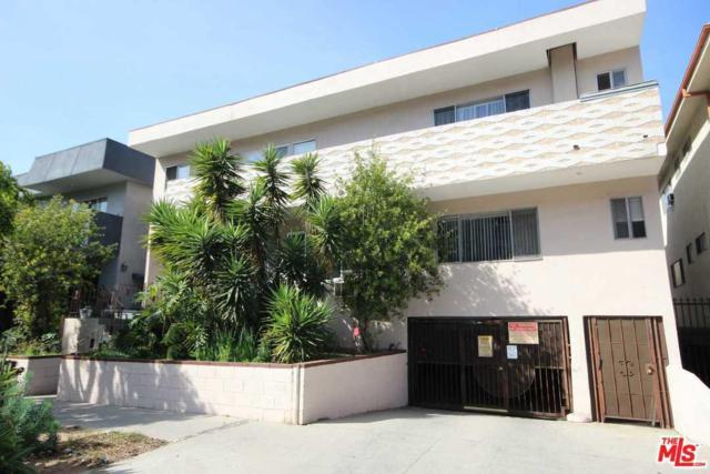 531 N Kings Road #4, West Hollywood, CA 90048 (#19463794) :: The Agency