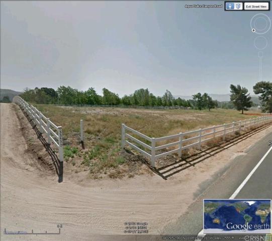 0 Vac/Cor Aqua Dulce Pav /Darlin, Agua Dulce, CA 91390 (#SR19107138) :: The Pratt Group
