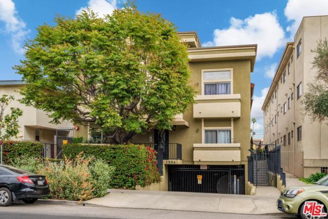 1554 N Hobart Boulevard #9, Los Angeles (City), CA 90027 (#19464378) :: Paris and Connor MacIvor