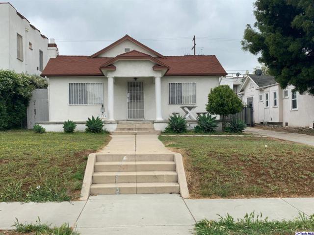 1174 N Berendo Street, Hollywood, CA 90029 (#319001769) :: The Agency