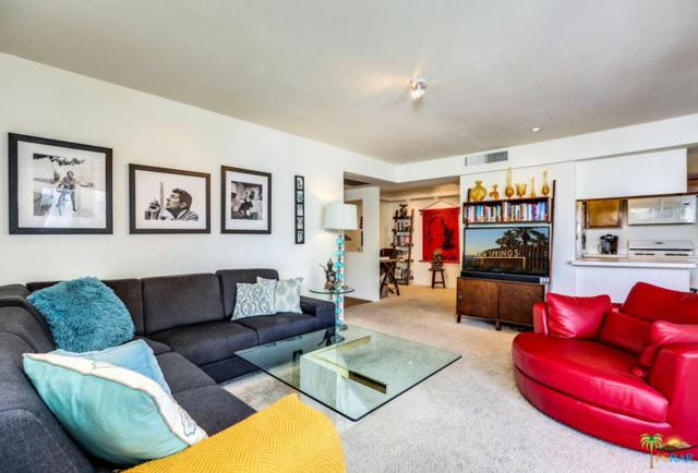 1492 S Camino Real #211, Palm Springs, CA 92264 (#19463566PS) :: The Agency