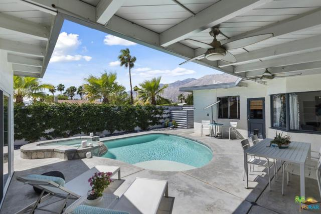 610 N Hermosa Drive, Palm Springs, CA 92262 (#19463218PS) :: TruLine Realty
