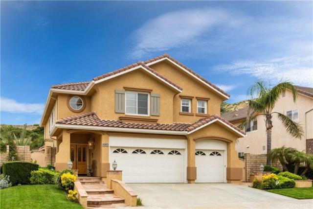 20240 Wynfreed Lane, PORTER RANCH, CA 91326 (#SR19109198) :: The Agency